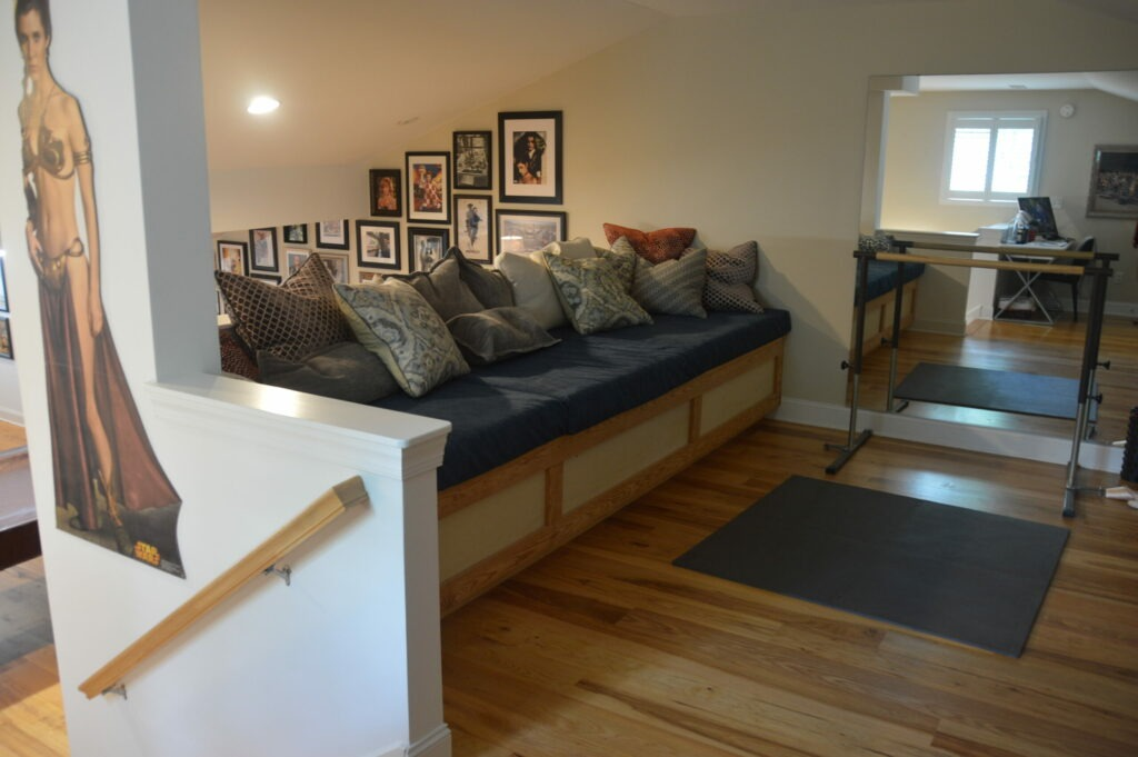 Photo of extra room on the 3rd floor of Governors Landing