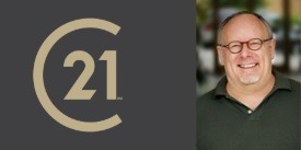 Century 21 Logo with Agent head shot