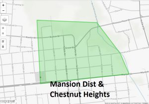 Mansion District & Chestnut Heights