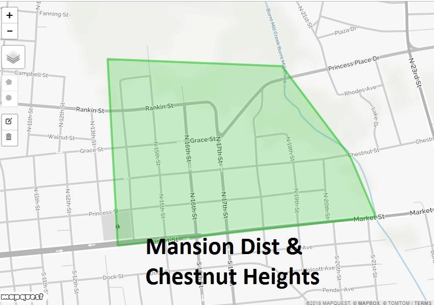 Mansion District & Chestnut Heights
